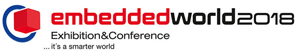 Embedded Worl Exhibition & Conference 2018 logo