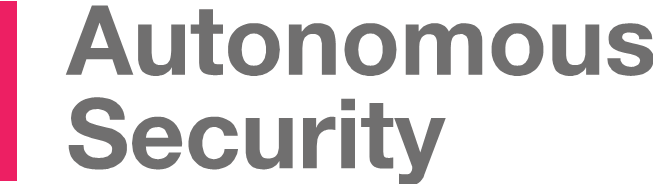 Autonomous Security Logo